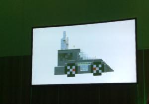 Stephen Reid - Minecraft i undervisningen